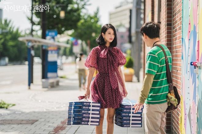 """Seo Ye Ji có đến 3 tuyệt chiêu ăn diện tôn dáng đỉnh cao trong """"Điên Thì Có Sao"""", không tinh ý thì đố bạn nhận ra - Ảnh 4."""