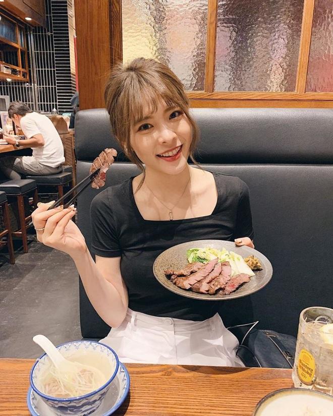 Nữ Youtuber Đài Loan chia sẻ bí quyết giảm 10kg chỉ trong 1 năm, kéo lại body với cơ bụng số 11 chuẩn chỉnh - ảnh 8