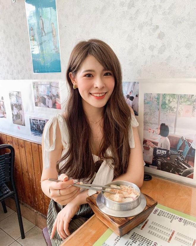 Nữ Youtuber Đài Loan chia sẻ bí quyết giảm 10kg chỉ trong 1 năm, kéo lại body với cơ bụng số 11 chuẩn chỉnh - ảnh 6