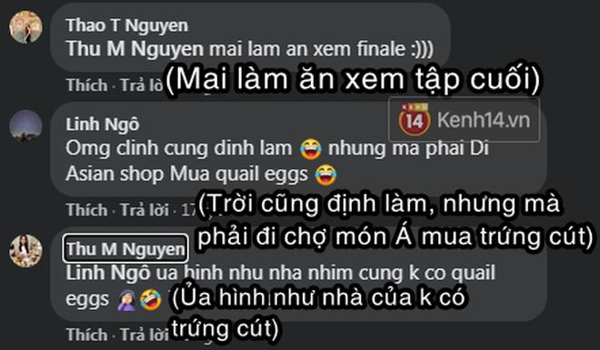 Dân mạng nhỏ dãi với món trứng cút ở Điên Thì Có Sao, có người chịu hết nổi phải lôi ra ăn cùng Seo Ye Ji cho đỡ thèm - ảnh 3