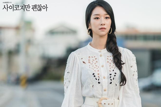 """Seo Ye Ji có đến 3 tuyệt chiêu ăn diện tôn dáng đỉnh cao trong """"Điên Thì Có Sao"""", không tinh ý thì đố bạn nhận ra - Ảnh 7."""