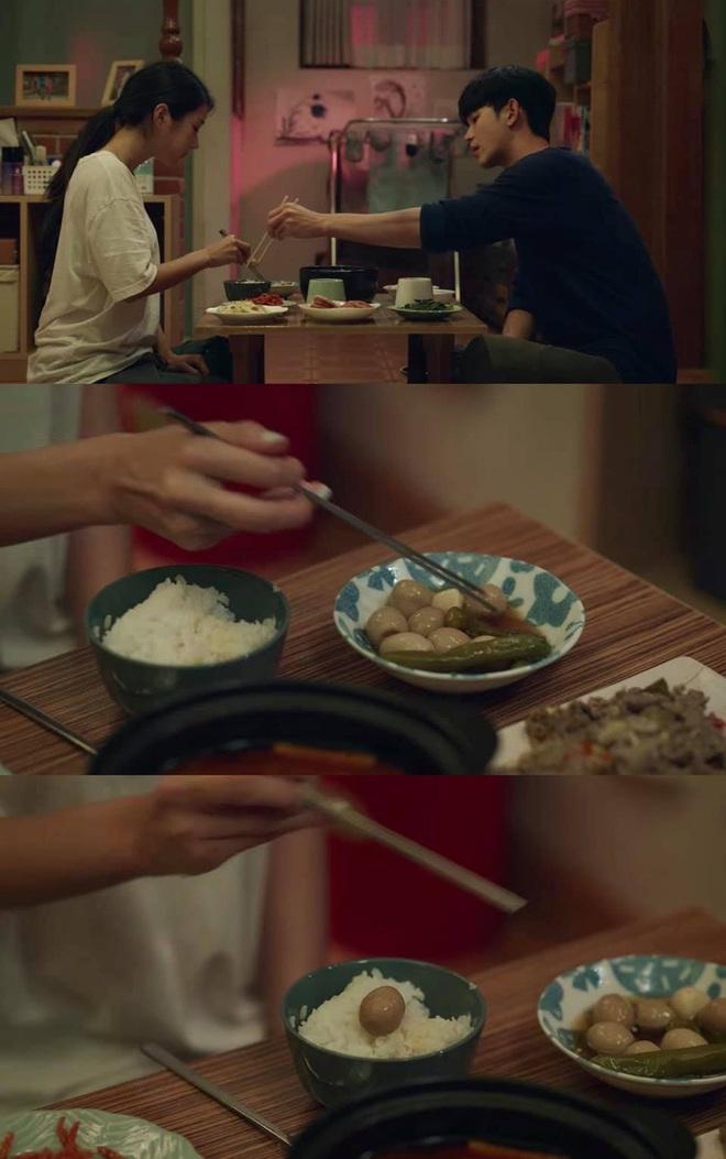 Dân mạng nhỏ dãi với món trứng cút ở Điên Thì Có Sao, có người chịu hết nổi phải lôi ra ăn cùng Seo Ye Ji cho đỡ thèm - ảnh 5