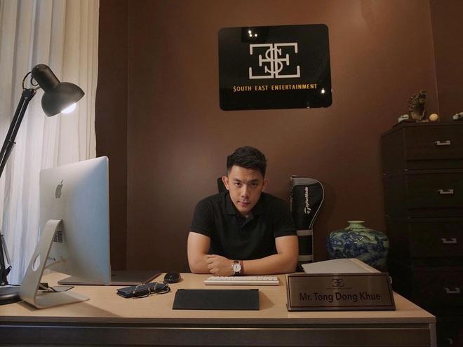 Matt Liu và Tống Đông Khuê - cặp bạn thân CEO đều dính lùm xùm liên quan tình cũ hậu Người ấy là ai - ảnh 1