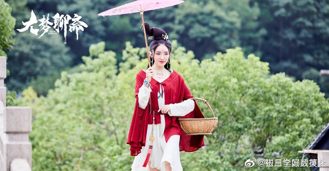 Vừa thoát kiếp trà xanh ở 30 Chưa Phải Là Hết, tiểu tam Lâm Hữu Hữu đã lộ cốt hồ ly tinh ở phim liêu trai - ảnh 1