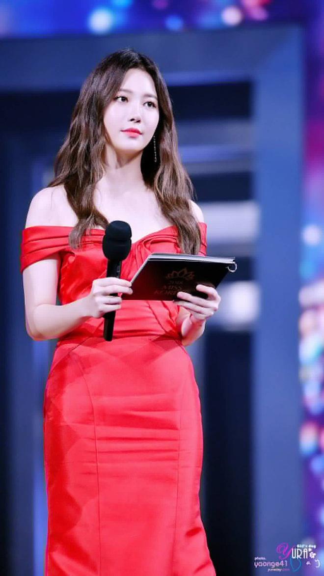 13 idol Kpop đủ tố chất thành Hoa hậu Hàn Quốc: Giữa dàn nữ thần BLACKPINK, SNSD xuất hiện đàn chị gạo cội - Ảnh 10.