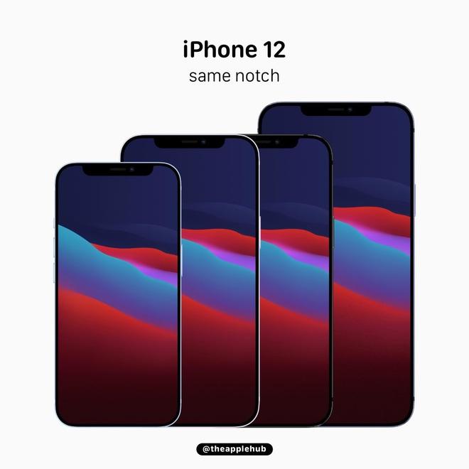 Rộ tin đồn màn hình iPhone 12 không có gì thay đổi so với thế hệ trước, iFan thất vọng! - ảnh 1