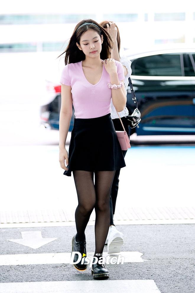 Không có cặp giò đẹp xuất sắc như Lisa nhưng bộ 3 Jisoo, Jennie và Rosé vẫn chinh phục đủ thể loại đồ ngắn cũn - ảnh 8