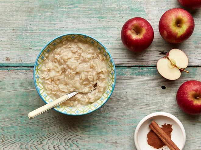 Nhật Lê nấu cháo yến mạch ăn thay cơm, bạn sẽ rất bất ngờ khi biết đây là loại tinh bột tốt có thể giúp no nhanh mà không gây béo - ảnh 12