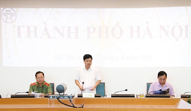 Ca dương tính mới ở Hà Nội không có mối liên hệ với vùng dịch Đà Nẵng, chưa rõ nguồn lây bệnh - ảnh 1