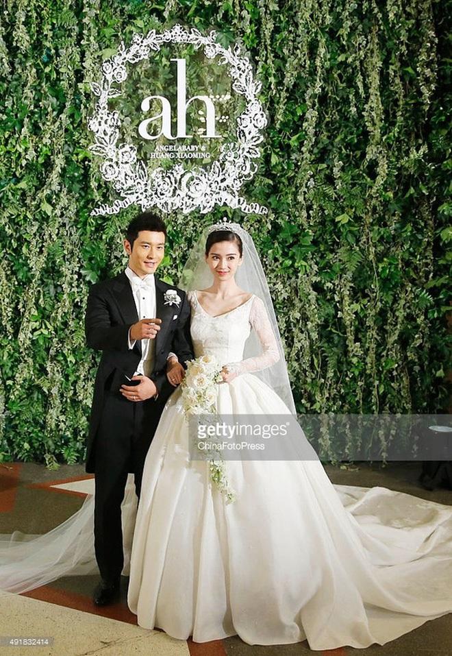 Ảnh cưới của Âu Hà My bất ngờ được chia sẻ rầm rộ vì concept giống nhà... Huỳnh Hiểu Minh - Angela Baby - ảnh 4