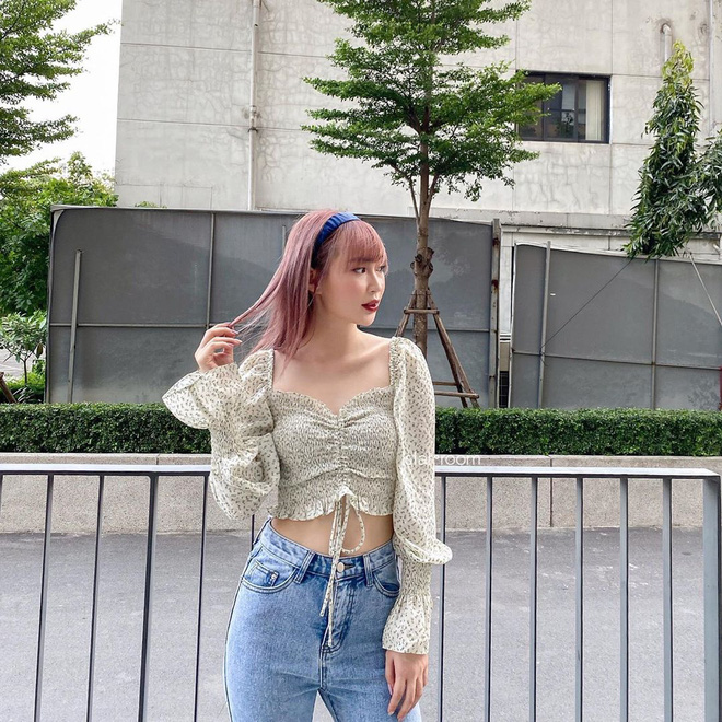 4 công thức diện áo blouse dài tay đơn giản mà đẹp mê, bạn cứ áp dụng là xinh như tiểu thư - ảnh 4