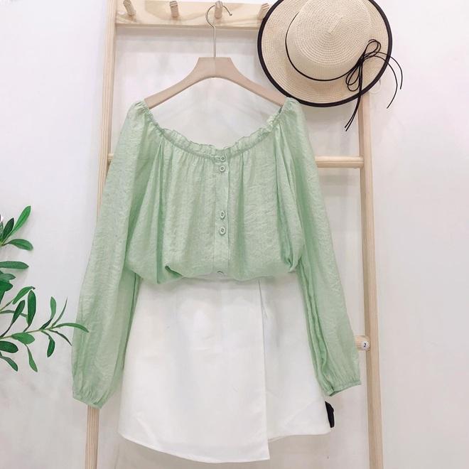 4 công thức diện áo blouse dài tay đơn giản mà đẹp mê, bạn cứ áp dụng là xinh như tiểu thư - ảnh 8