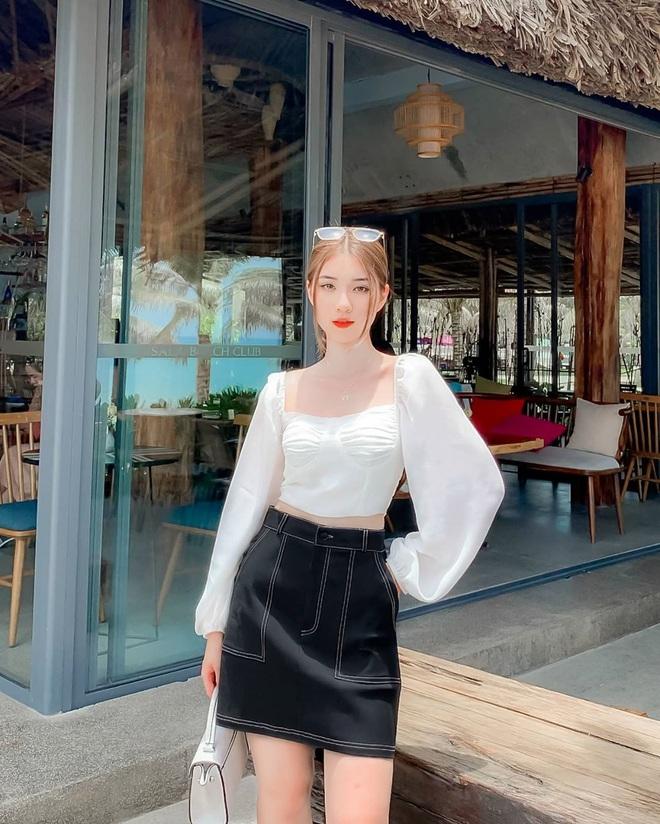 4 công thức diện áo blouse dài tay đơn giản mà đẹp mê, bạn cứ áp dụng là xinh như tiểu thư - ảnh 7
