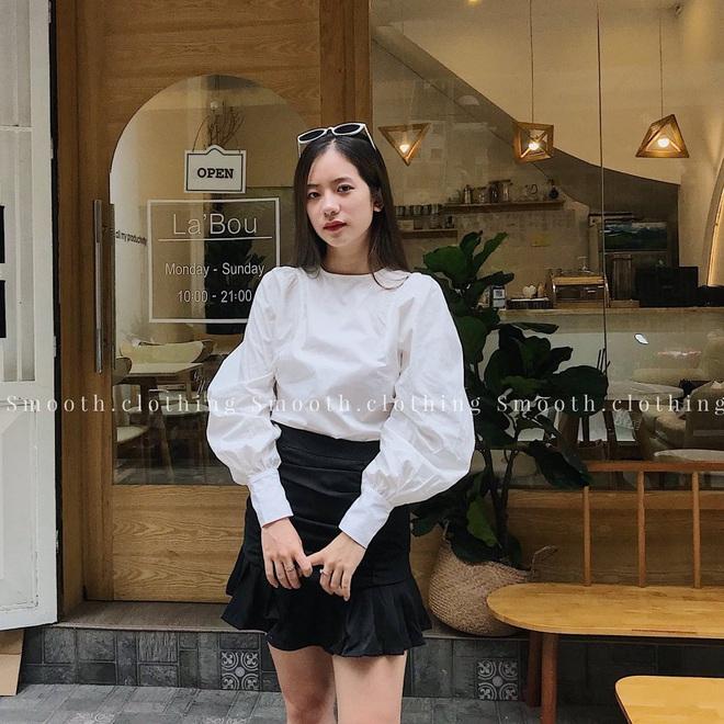 4 công thức diện áo blouse dài tay đơn giản mà đẹp mê, bạn cứ áp dụng là xinh như tiểu thư - ảnh 6