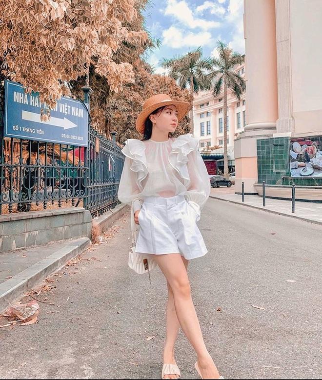 4 công thức diện áo blouse dài tay đơn giản mà đẹp mê, bạn cứ áp dụng là xinh như tiểu thư - ảnh 1