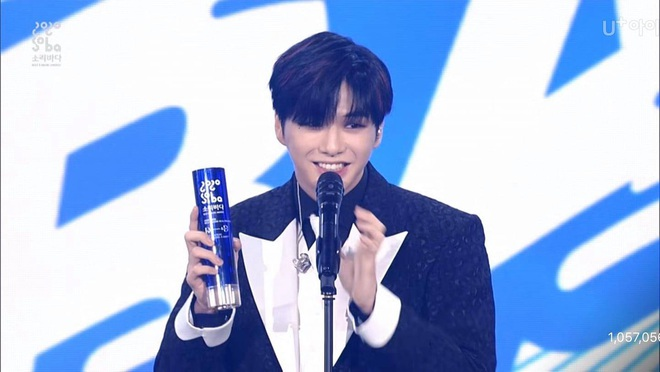 BTS giật giải Daesang duy nhất của Soribada Awards dù không tham dự; TWICE, Red Velvet và Kang Daniel chia đều các giải quan trọng còn lại - ảnh 4