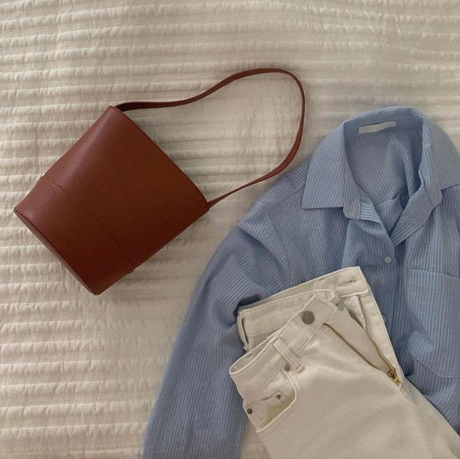 6 items khiến outfit của bạn sang xịn hơn tức thì, trong đó có 3 món màu nâu cực kỳ lợi hại - ảnh 22