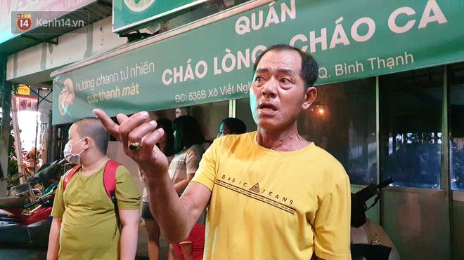 Nhân chứng kể lại giây phút kinh hoàng xe Camry tông hàng loạt xe máy ở Sài Gòn: Người bị thương nằm la liệt, chảy máu nhiều lắm - ảnh 7