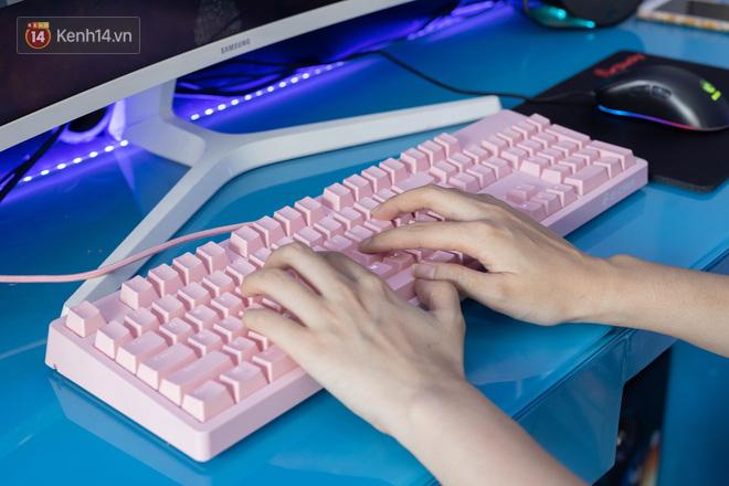 Trải nghiệm ghế gaming Việt E-Dra, từ thiết kế đến màu sắc đều quá ưu ái phái đẹp! - ảnh 9