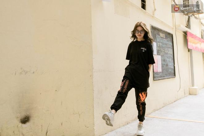 Pháo - cô nàng rapper 17 tuổi: Tham dự King Of Rap vì tên show ngầu hơn Rap Việt, nếu không theo nghệ thuật nhất định sẽ đi bán trà đá! - ảnh 1