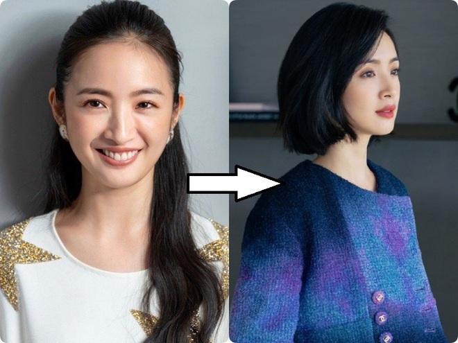 4 người đẹp Hoa Ngữ ngấp nghé 40 mới xuống tóc nhưng cái kết lại cực kỳ mãn nhãn - ảnh 1