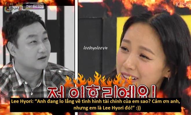 Lee Hyori đích thực là bằng chứng sống cho câu bên ngoài xinh đẹp, bên trong nhiều tiền! - ảnh 9