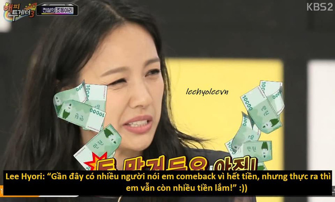 Lee Hyori đích thực là bằng chứng sống cho câu bên ngoài xinh đẹp, bên trong nhiều tiền! - ảnh 10