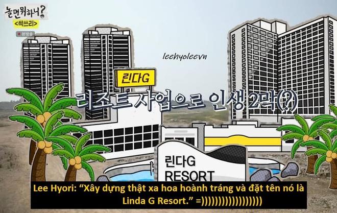 Lee Hyori đích thực là bằng chứng sống cho câu bên ngoài xinh đẹp, bên trong nhiều tiền! - ảnh 7