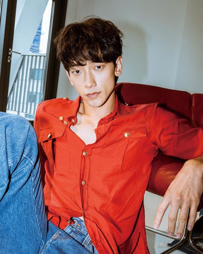 """Kim Tae Hee """"dùng chồng như phá"""": Bi Rain lộ gương mặt gầy xọp, mặt hốc hác đến mức đáng lo - Ảnh 5."""