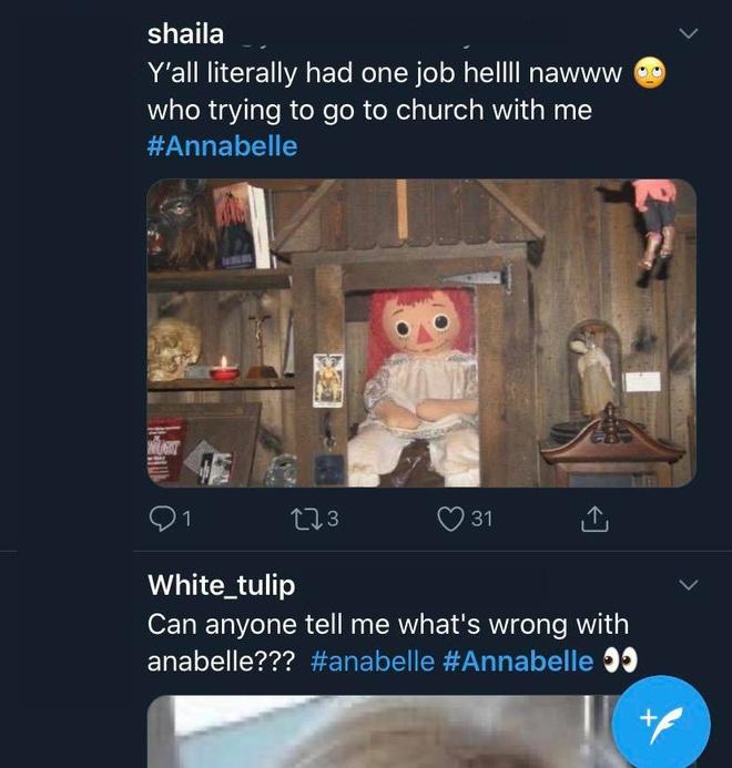 Thực hư tin đồn búp bê Annabelle trốn khỏi viện bảo tàng, căn nguyên lại xuất phát từ Tom Cruise mới hay! - ảnh 4