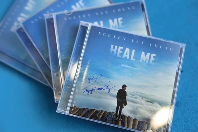 Nhạc sĩ Nguyễn Văn Chung phát hành album nhạc hòa tấu mang đến cảm giác xoa dịu người nghe sau những căng thẳng mùa dịch Covid-19 - ảnh 1