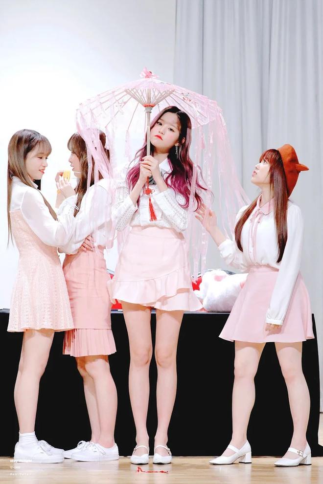"""Loạt khoảnh khắc chênh lệch chiều cao """"lụi tim"""" của idol Hàn: TWICE và VIXX gây sốt vì như ngôn tình, BTS lại gây lú - ảnh 2"""