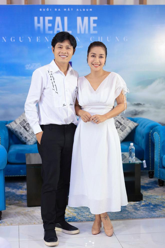 Nhạc sĩ Nguyễn Văn Chung phát hành album nhạc hòa tấu mang đến cảm giác xoa dịu người nghe sau những căng thẳng mùa dịch Covid-19 - ảnh 3