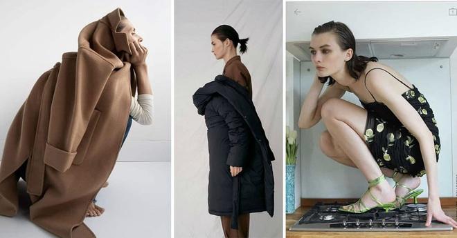 Dân tình dù mê đồ Zara vẫn phải cạn lời với lookbook toàn những kiểu pose quằn quại oằn tà là vằn của hãng - ảnh 1