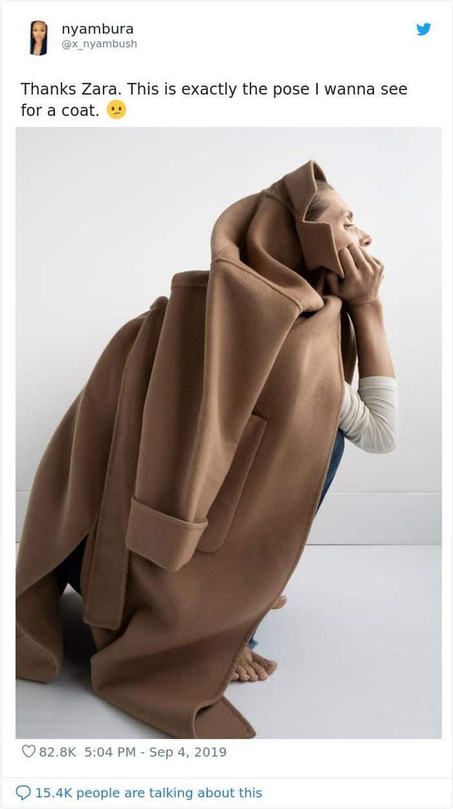 Dân tình dù mê đồ Zara vẫn phải cạn lời với lookbook toàn những kiểu pose quằn quại oằn tà là vằn của hãng - ảnh 6