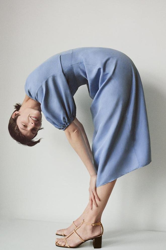 Dân tình dù mê đồ Zara vẫn phải cạn lời với lookbook toàn những kiểu pose quằn quại oằn tà là vằn của hãng - ảnh 2