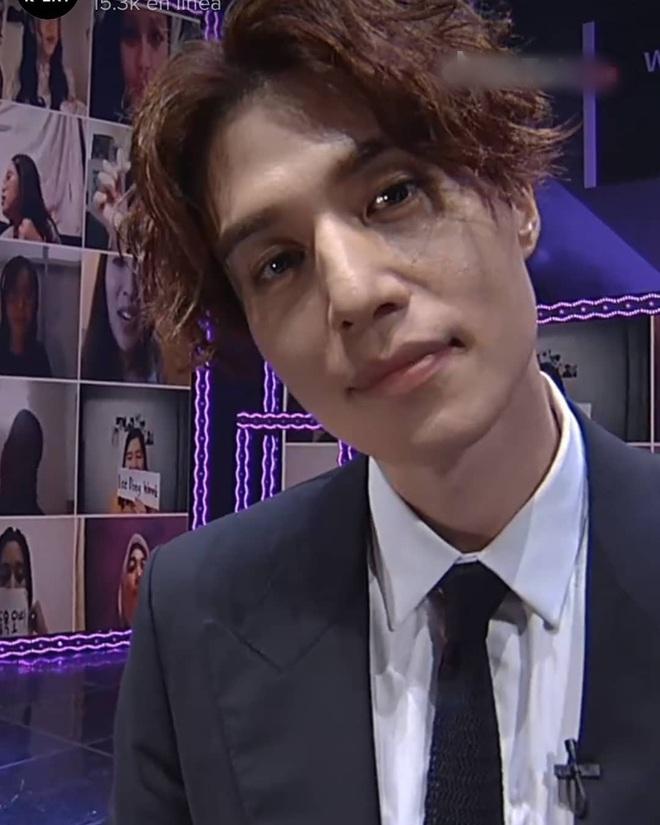 Fanmeeting 5 tài tử Hàn quyền lực gây nổ MXH: Hé lộ nhan sắc thật, Lee Dong Wook như thánh sống, Kim Bum lộ khuyết điểm - ảnh 8