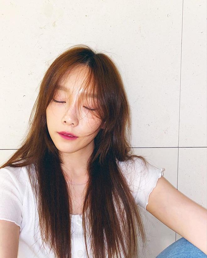 Taeyeon bật mí các bước skincare để da căng mịn như tuổi 18 dù đã ngoài 30, dùng kem chống nắng chưa đến 400k - ảnh 6