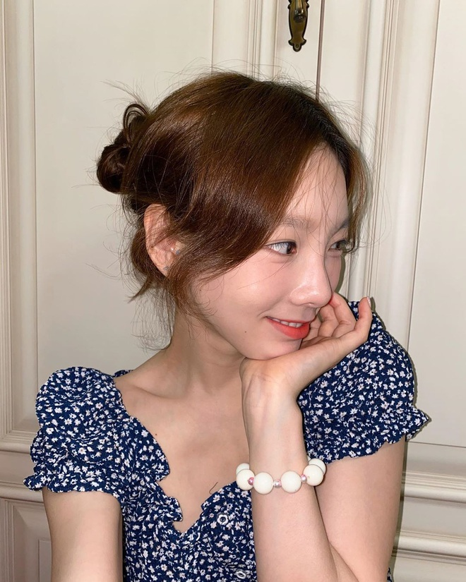 Taeyeon bật mí các bước skincare để da căng mịn như tuổi 18 dù đã ngoài 30, dùng kem chống nắng chưa đến 400k - ảnh 8
