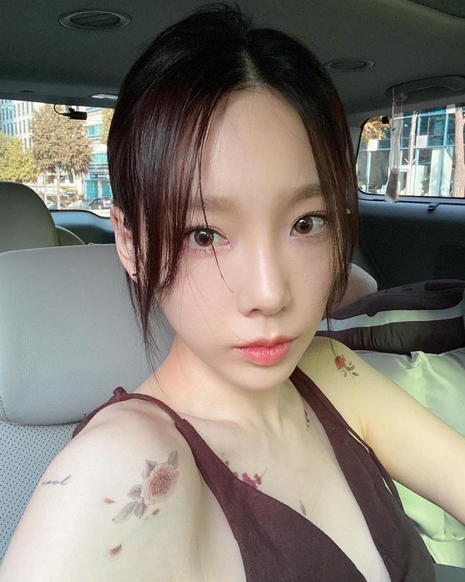 Taeyeon bật mí các bước skincare để da căng mịn như tuổi 18 dù đã ngoài 30, dùng kem chống nắng chưa đến 400k - ảnh 5