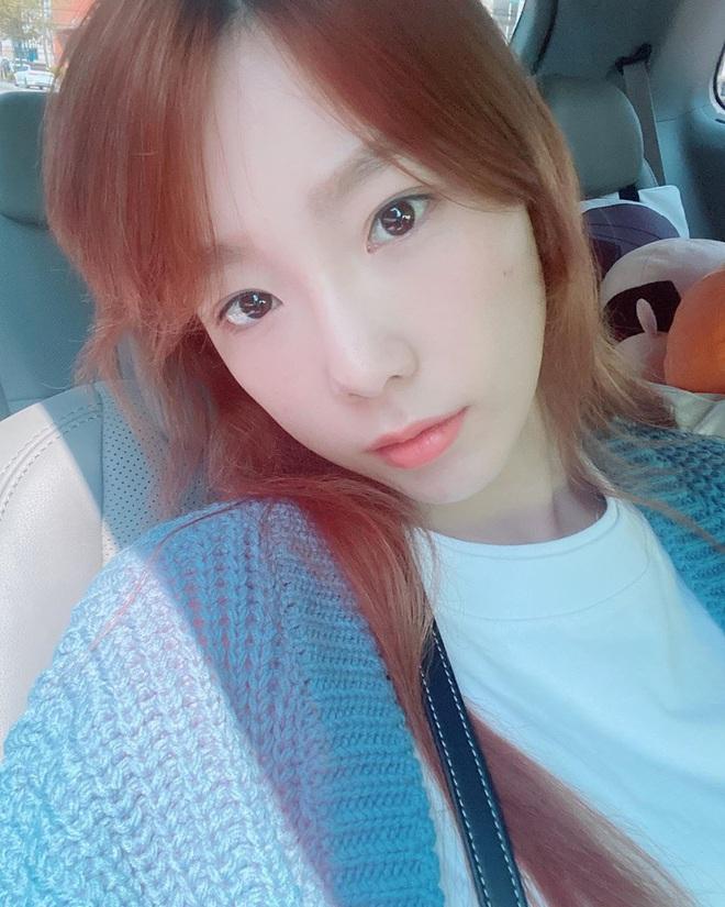 Taeyeon bật mí các bước skincare để da căng mịn như tuổi 18 dù đã ngoài 30, dùng kem chống nắng chưa đến 400k - ảnh 3