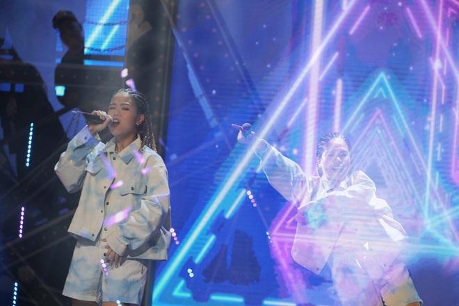 Clip: Nữ rapper đầu tiên của Rap Việt giới thiệu cực ngầu, tên một đằng nhưng đăng ký một nẻo vì... thích thế - ảnh 3
