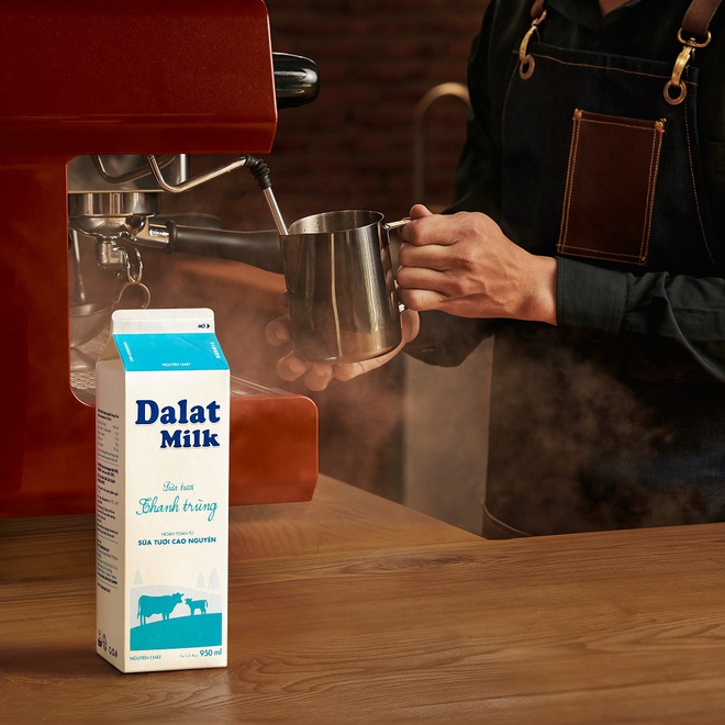 Một thương hiệu sữa Việt có trong bảng nguyên liệu của loạt ông lớn ngành F&B, bạn uống mỗi ngày nhưng chưa chắc đã nhận ra - Ảnh 3.