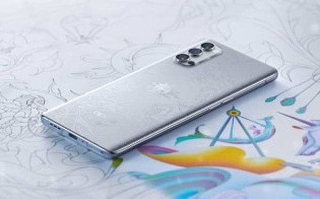 Oppo giới thiệu phiên bản Oppo Reno 4 Pro 5G giới hạn, thiết kế cổ tích, đẹp mắt, có giá 14 triệu đồng - Ảnh 3.