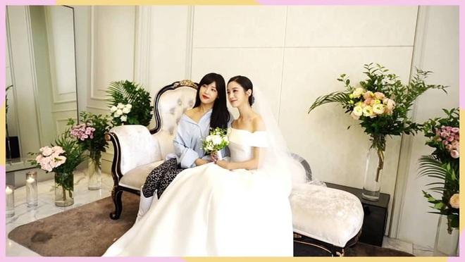 """Hyelim (Wonder Girls) hé lộ dàn khách mời quyền lực trong đám cưới: TWICE xinh đẹp ngút ngàn, """"boss tổng"""" và nữ thần hội tụ - ảnh 7"""