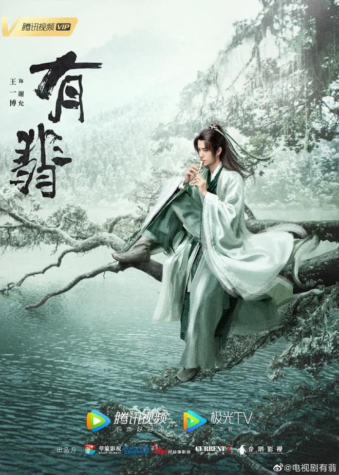 Triệu Lệ Dĩnh ngả nghiêng trên vai Vương Nhất Bác ở trailer Hữu Phỉ, dân tình muốn no thính hộ hai bé luôn! - ảnh 11