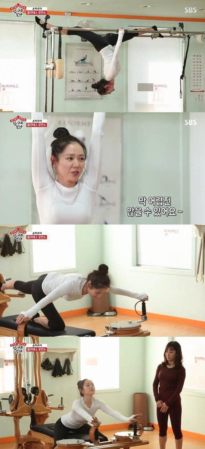 Mợ chảnh Jeon Ji Hyun hé lộ bí mật đằng sau body thần thánh qua 2 lần sinh nở, ai ngờ giống với BLACKPINK - Son Ye Jin - ảnh 7