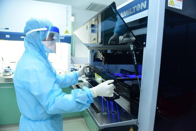 Đã có kết quả xét nghiệm lần 2 chuyên gia Hàn Quốc nghi nhiễm Covid-19 - ảnh 1
