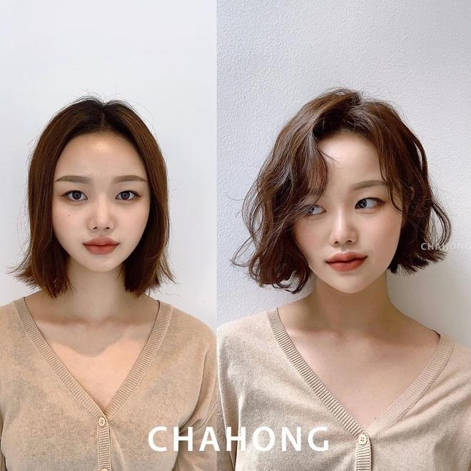 Không phải cứ để tóc ngắn là trẻ trung, các nàng còn phải uốn chút đỉnh thì mới lên hạng nhan sắc được - ảnh 1