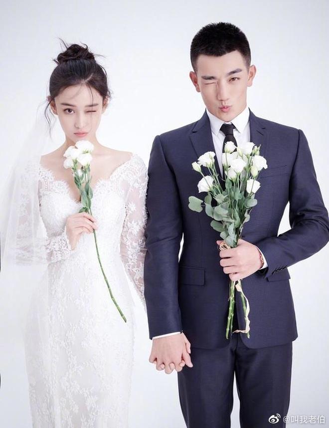 Khi Phạm Băng Băng than thở thất tình, đối thủ 1 thời Trương Hinh Dư khoe 2 năm ngày cưới cực ngọt với ông xã - ảnh 5